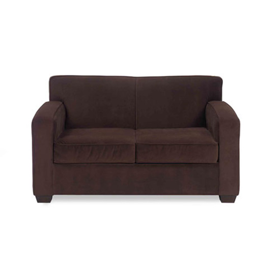 Bella Chocolate Loveseat