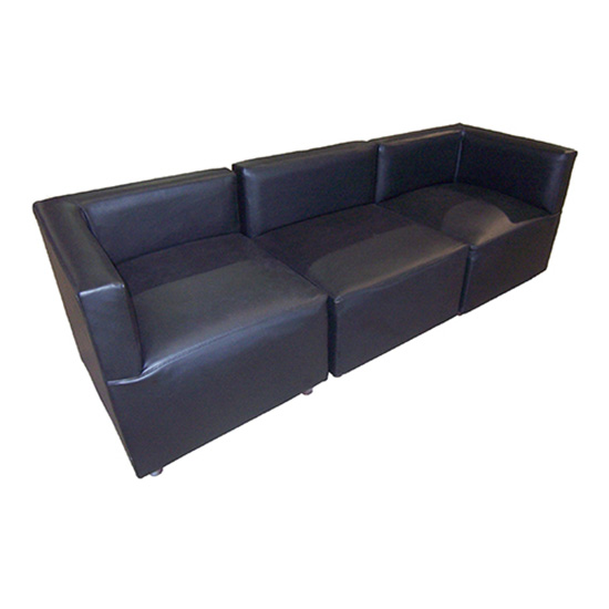 Function Sofa Black