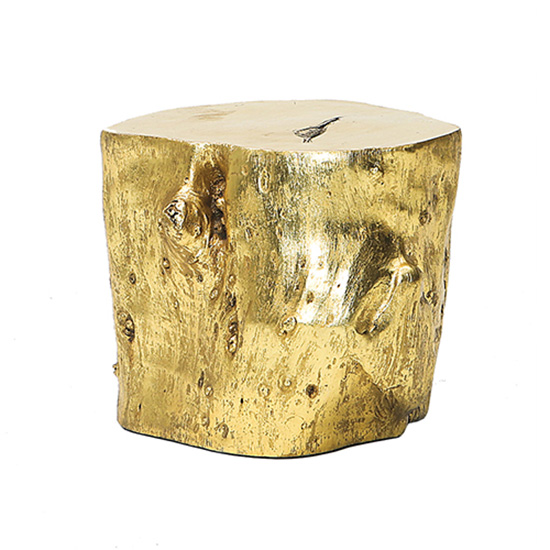 Gold Leaf Table