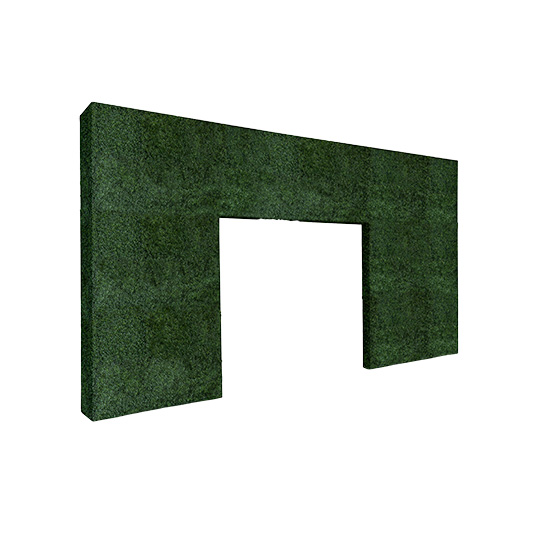 Style Tyles Entryway - Hedge Texture Double