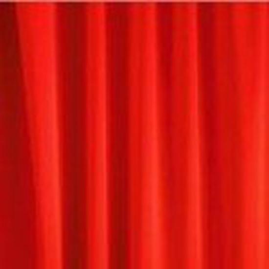 25' PolyteQ Drape Panel - Red