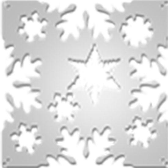 Style Tyles - Snowflake