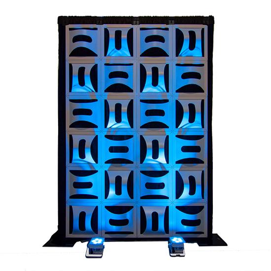 Style Tyles Wall - Keyhole 3D