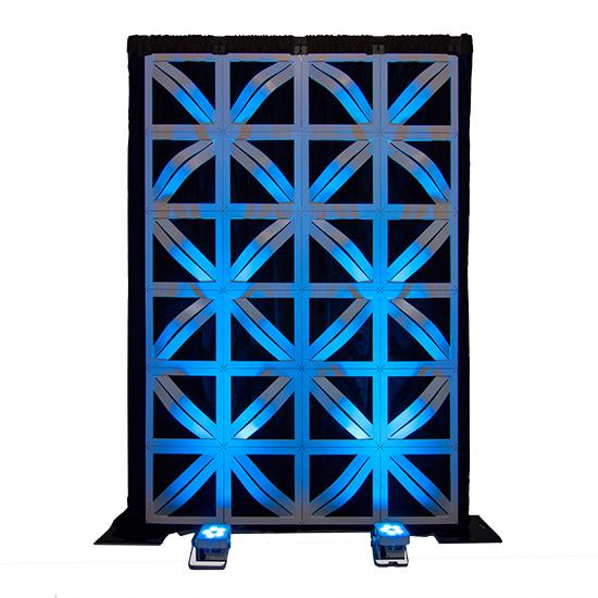 Style Tyles Wall - Petal 3D