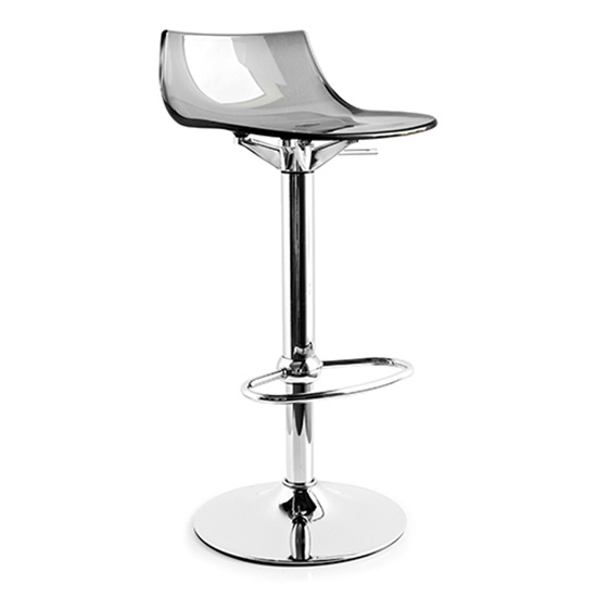 Vienna Stool - Smoke Grey