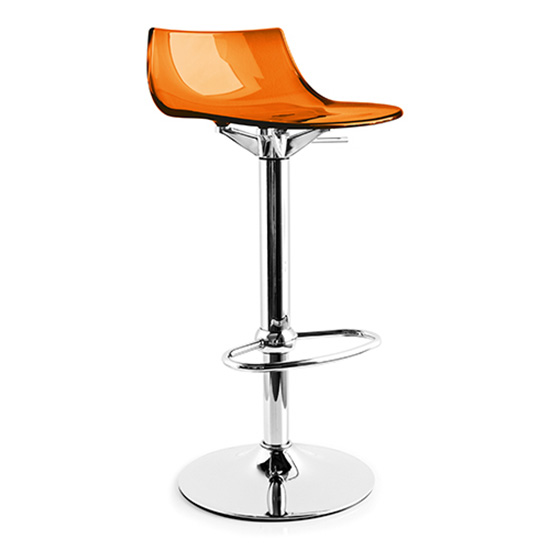 Vienna Stool - Orange