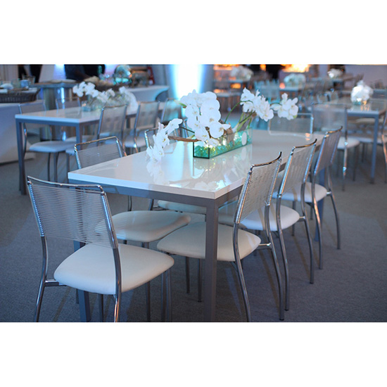 Brilliant Aspen Dining Table Popular Packages Rentals For Events Pdpeps Interior Chair Design Pdpepsorg