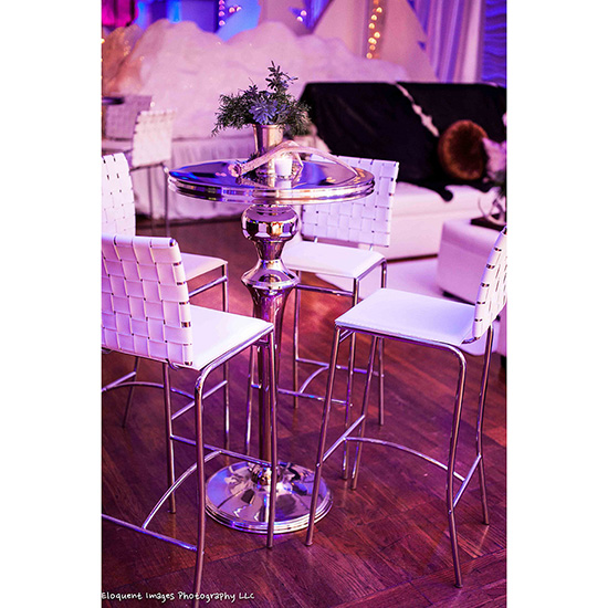 Incredible Criss Cross Bar Stool White Chairs And Stools Rentals Inzonedesignstudio Interior Chair Design Inzonedesignstudiocom