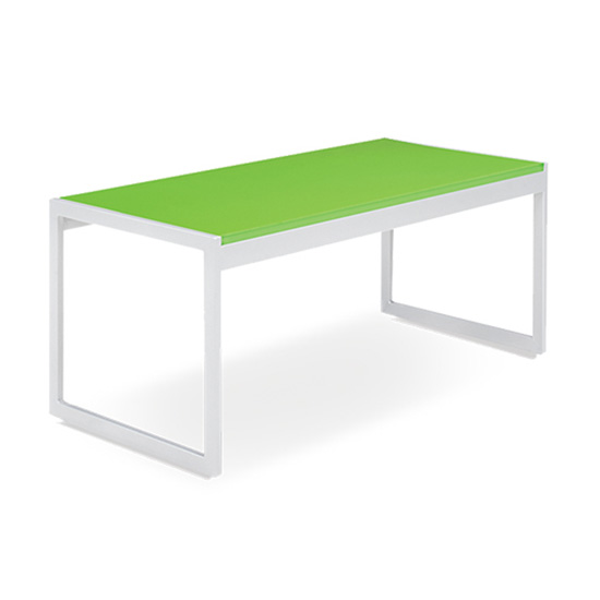 Aria Cocktail Table - Green