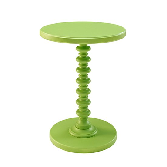 Phoebe Table - Lime Green