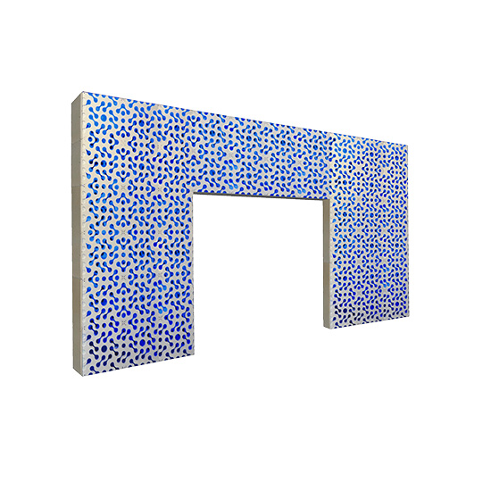 Style Tyles Entryway - Infinity Double