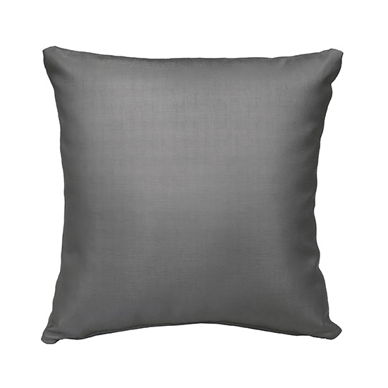 Benton Pillow - Silver