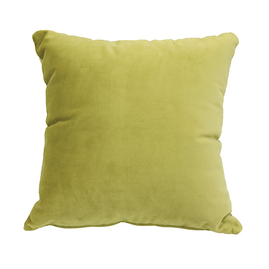 Luxe Pillow - Chartreuse