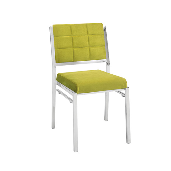 Milo Chair - Chartreuse