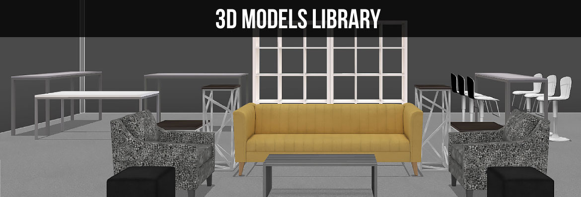 3D Model Library
