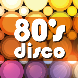 80s Disco Event Furnishing Inspiration Theme