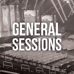 General Sessions Event Furnishing Inspiration Theme