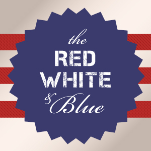 The Red White & Blue Event Furnishing Inspiration Theme