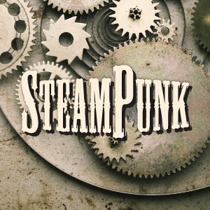 Steam Punk Event Furnishing Inspiration Theme