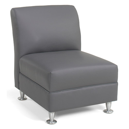 Armless Leather Chairs leather sofas for rent | leather chairs for rent | event furniture